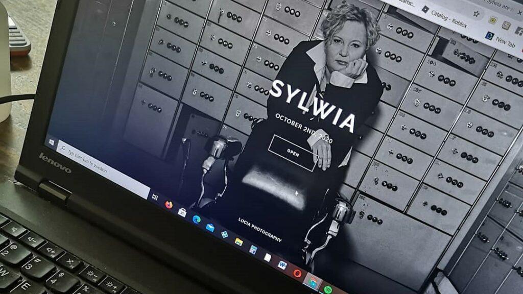 Sylwia Piatek laptop